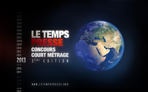 Festival international du court métrage : Le Temps Presse