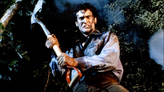 Week-end spécial Halloween - Film culte : EVIL DEAD
