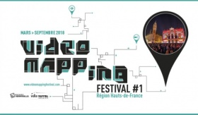 VIDEO MAPPING FESTIVAL #1 : RENCONTRE AVEC DES ARTISTES INTERNATIONAUX DU VIDEO MAPPING