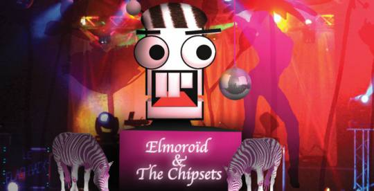 VISUALMIX - ELMORROÏDE AND THE CHIPSETS