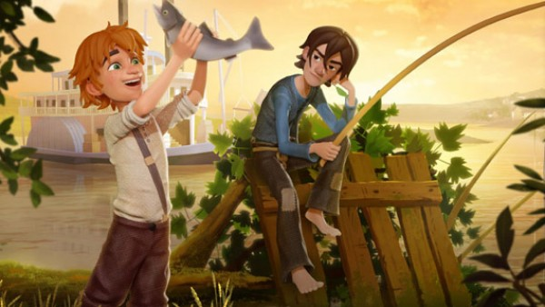 FESTIVAL SÉRIES MANIA : TOM SAWYER